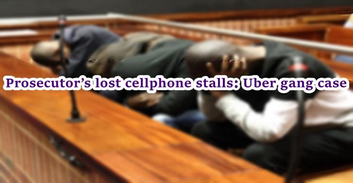 Prosecutors lost cellphone stalls: Uber gang case