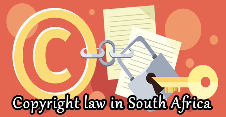 Copyright law in South Africa