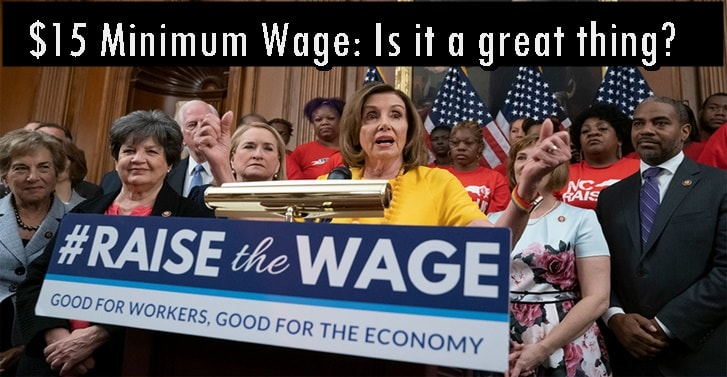 $15 Minimum Wage: Is it a great thing?