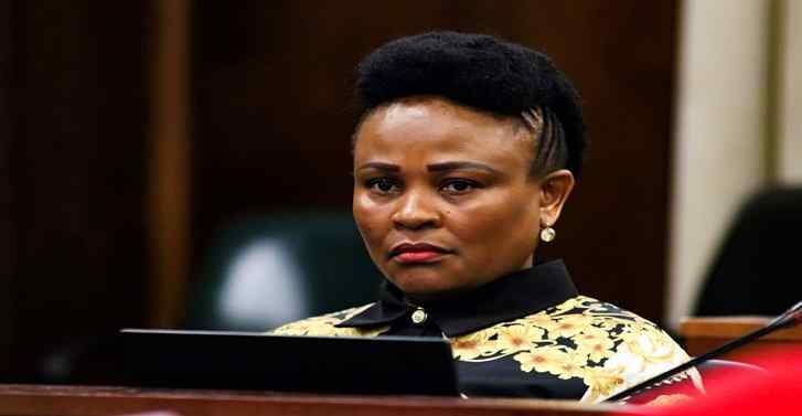 Public protector taken to court over Prasa corruption report