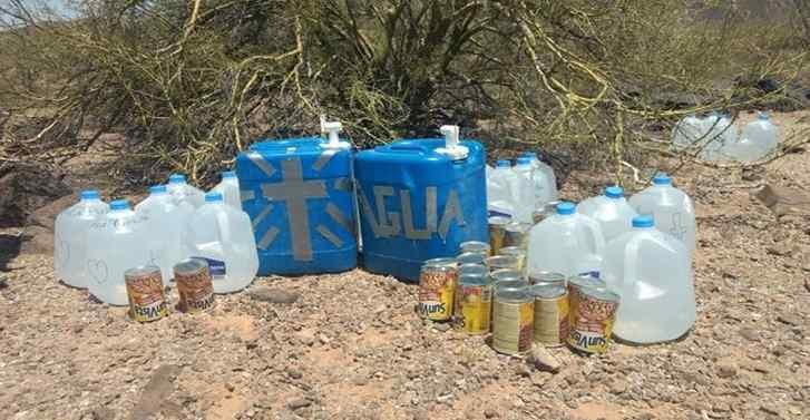 Judge overturns convictions of volunteers who left food and water in desert for migrants