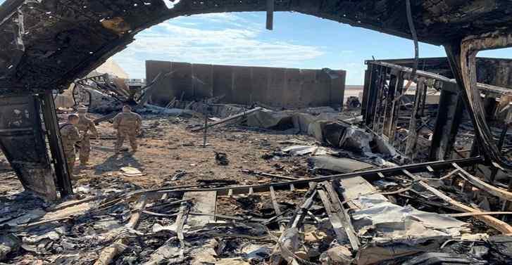 More than 100 U.S. troops suffered traumatic brain injuries following Iran missile strike