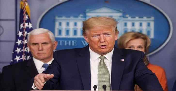 Trump administration using coronavirus pandemic to justify discriminatory ban on asylum-seekers