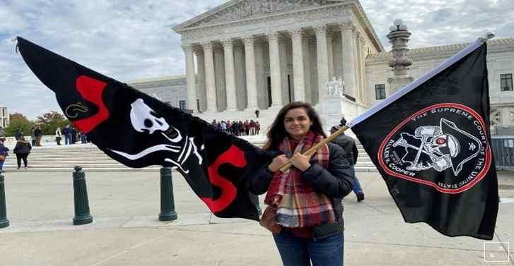 U.S. Supreme Court maroons filmmaker in Blackbeard video piracy fight
