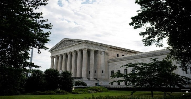 U.S. Supreme Court clears way for resumption of federal executions