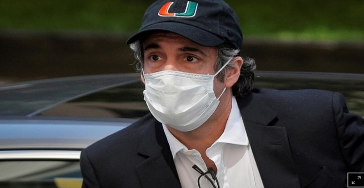 U.S. judge finds Cohen target of retaliation, releases from prison