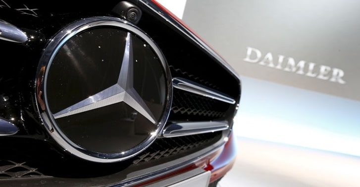 Daimler to pay 2.2 billion in diesel emissions cheating settlements