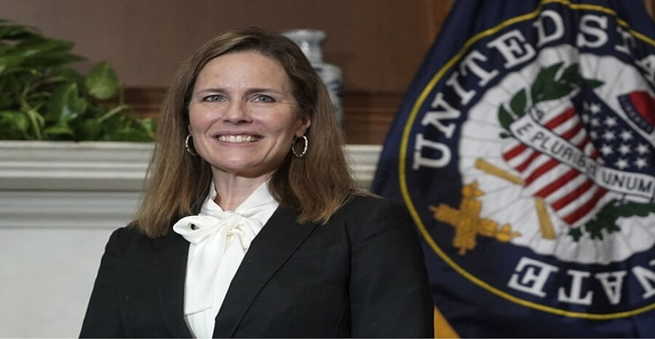 With Amy Coney Barrett, a once-fringe legal philosophy goes mainstream